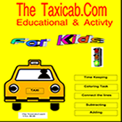 The Taxicab.com Kids Educational & Activity Book PDF download